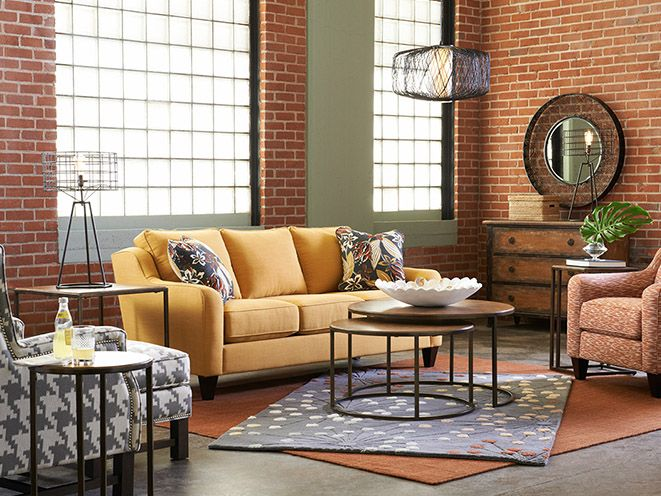 Talbot Urban Attitudes Official La Z Boy Website Looks So Urban Home Decor Home Living Room Makeover