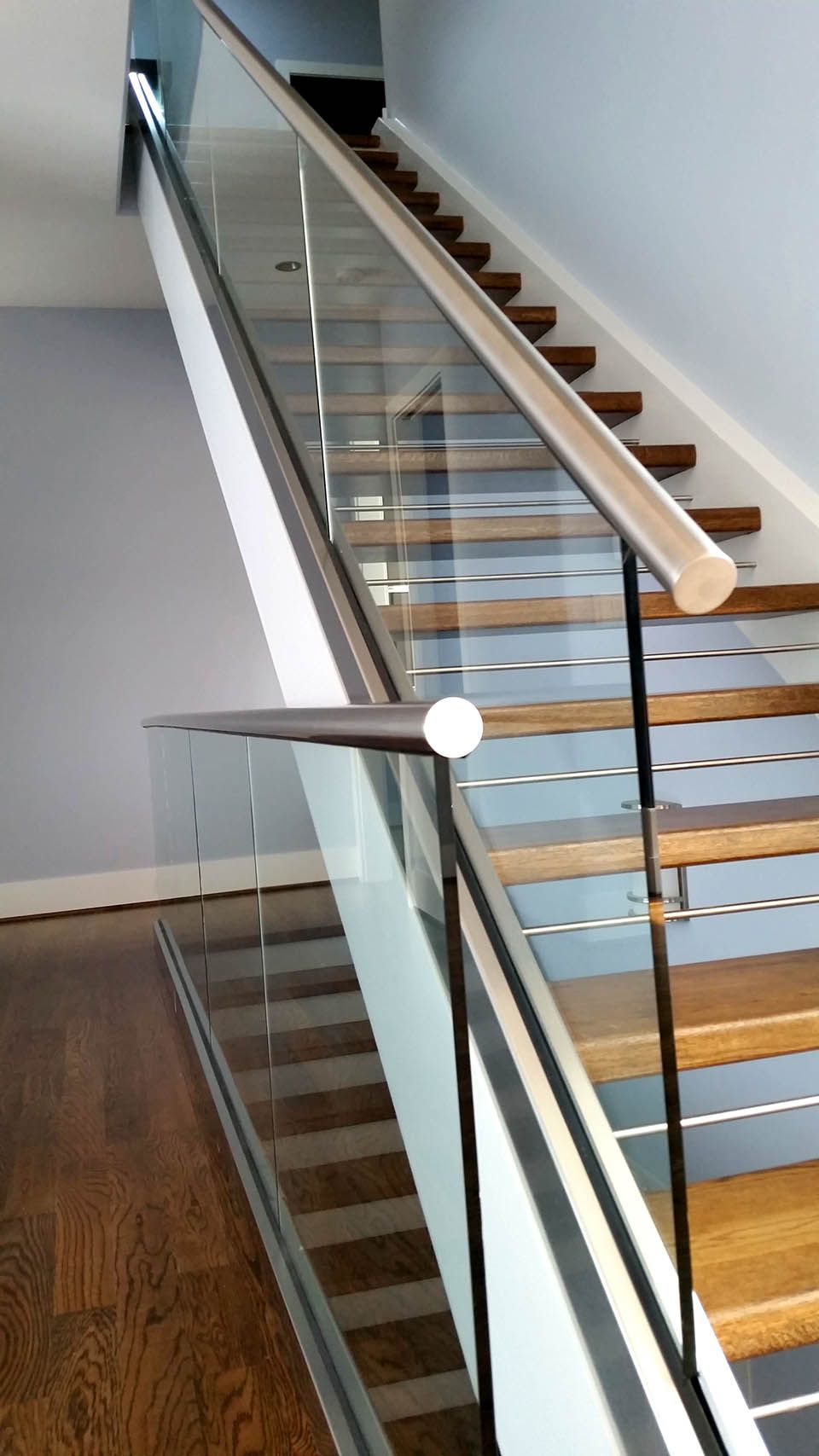 Best Glass Stainless Glass Railing Stairs Steel Stair 640 x 480
