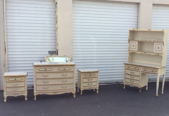 BEDROOM SET: Sears Bonnet Collection French by ProvincialButFrench ...