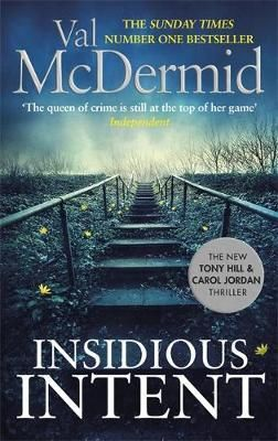 Val mcdermid tony hill books in order