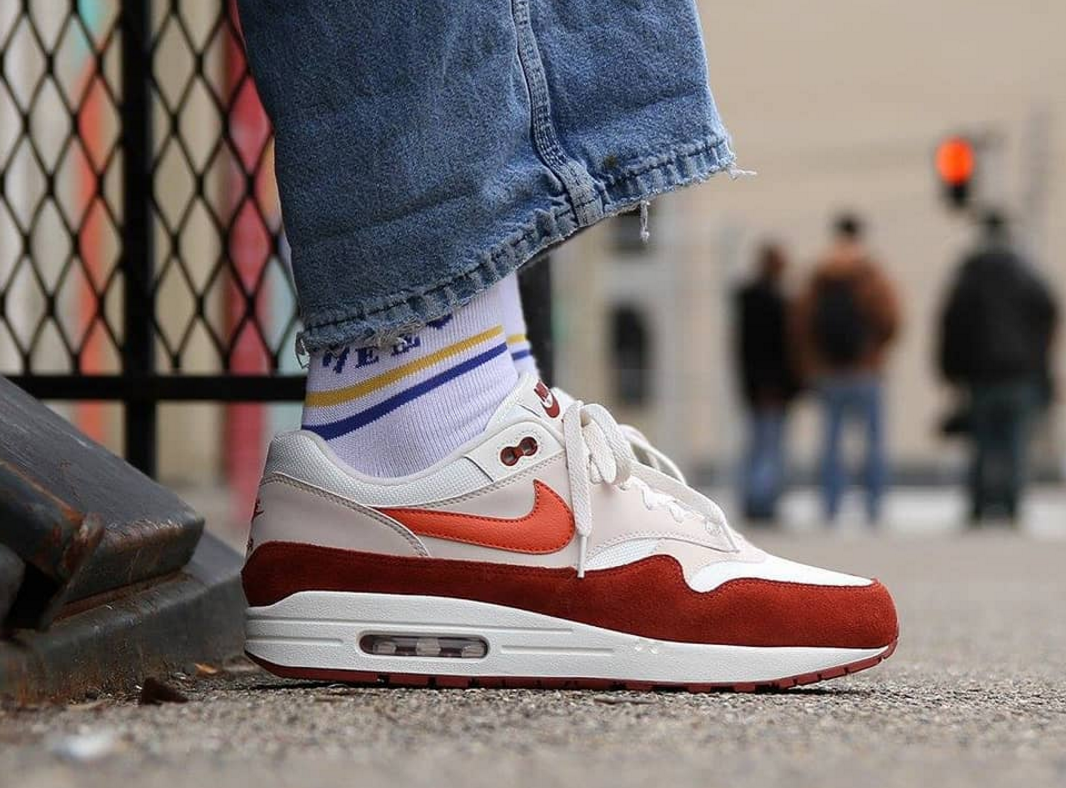 The Nike Air Max 1 is an update of the