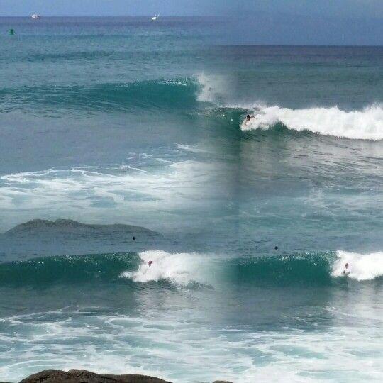 5d19b825336dee Bodysurfers at the 2014 Redwing Bodysurf Handboard Contest at Point Panic