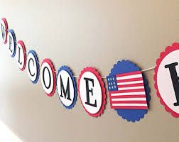 Image Result For Welcome Home Banner Military Canada Banners And