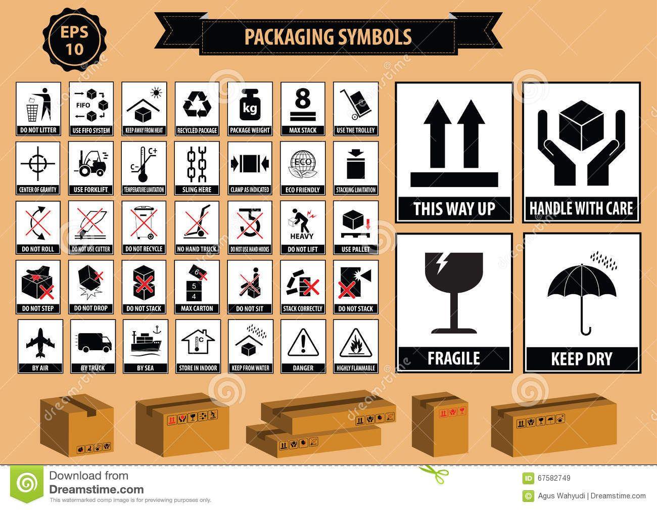 setpackagingsymbolssideuphandlecarefragilekeepdry