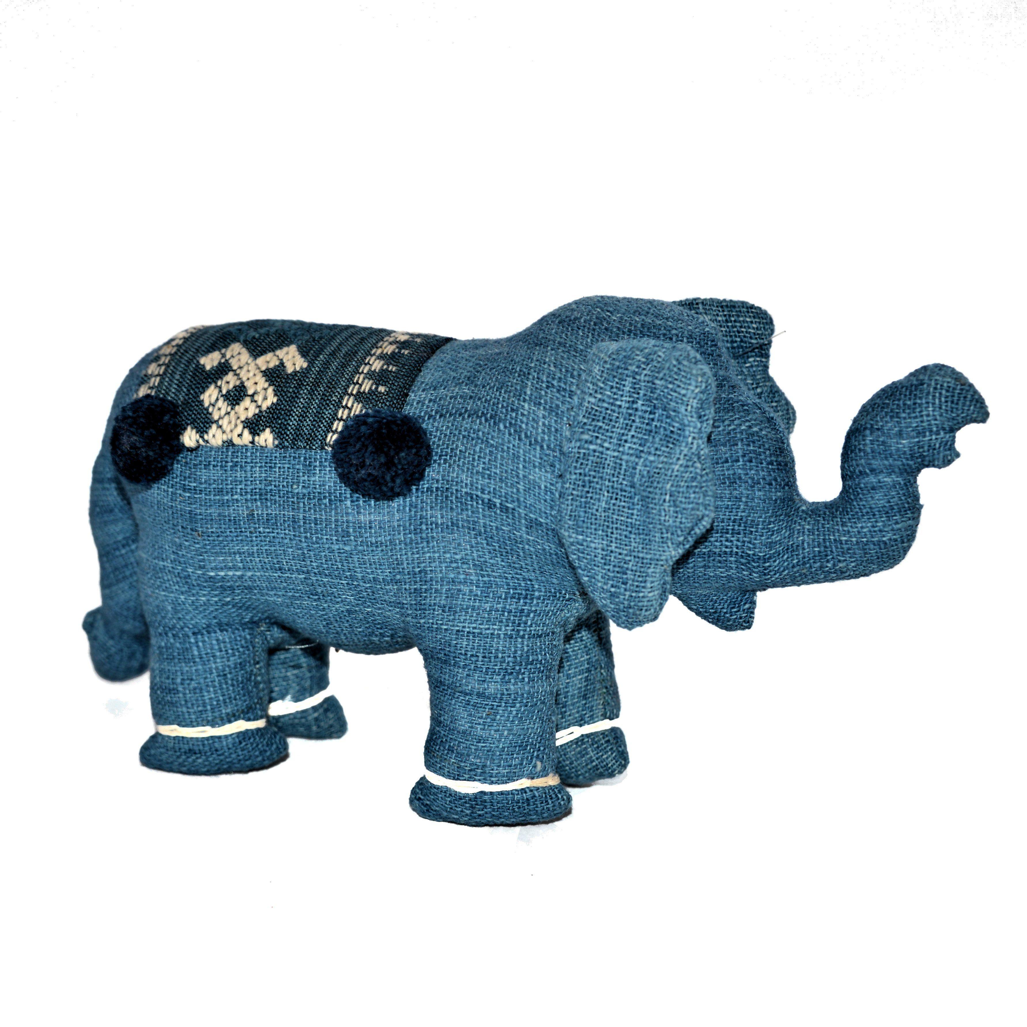 Large Light Blue Stuffed Elephant Elephant Stuffed Animal Elephant Save The Elephants