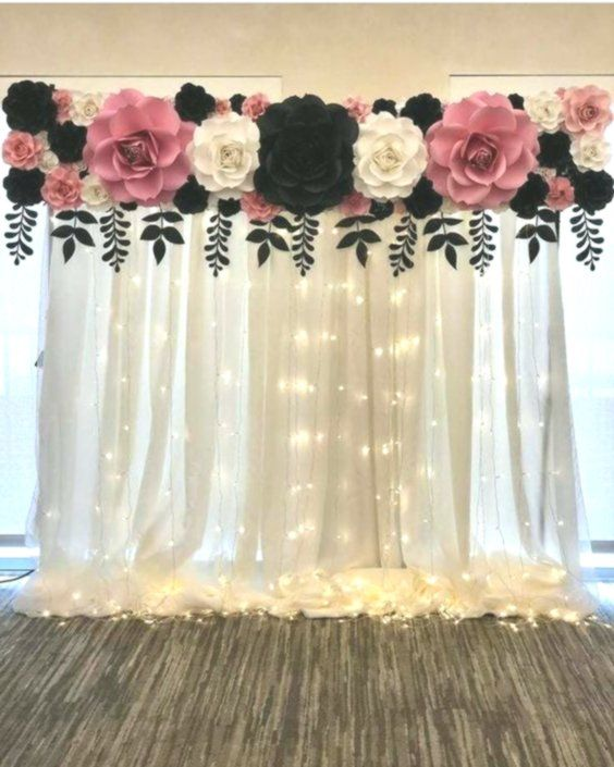 Diy Wedding Decoration Ideas That Would Make Your Big Day: Girl Baby Shower Decorations