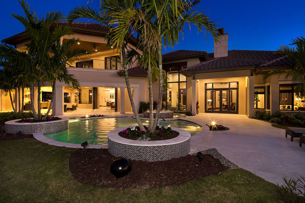 Astaire Custom Homes House Styles Florida Style