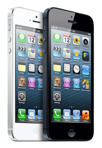 40a9b675616 La nueva versión de iPhone de Apple incluye procesador A6, pantalla de  mayores dimensiones, conectividad 4G LTE, cámaras mejoradas y iOS 6, ...