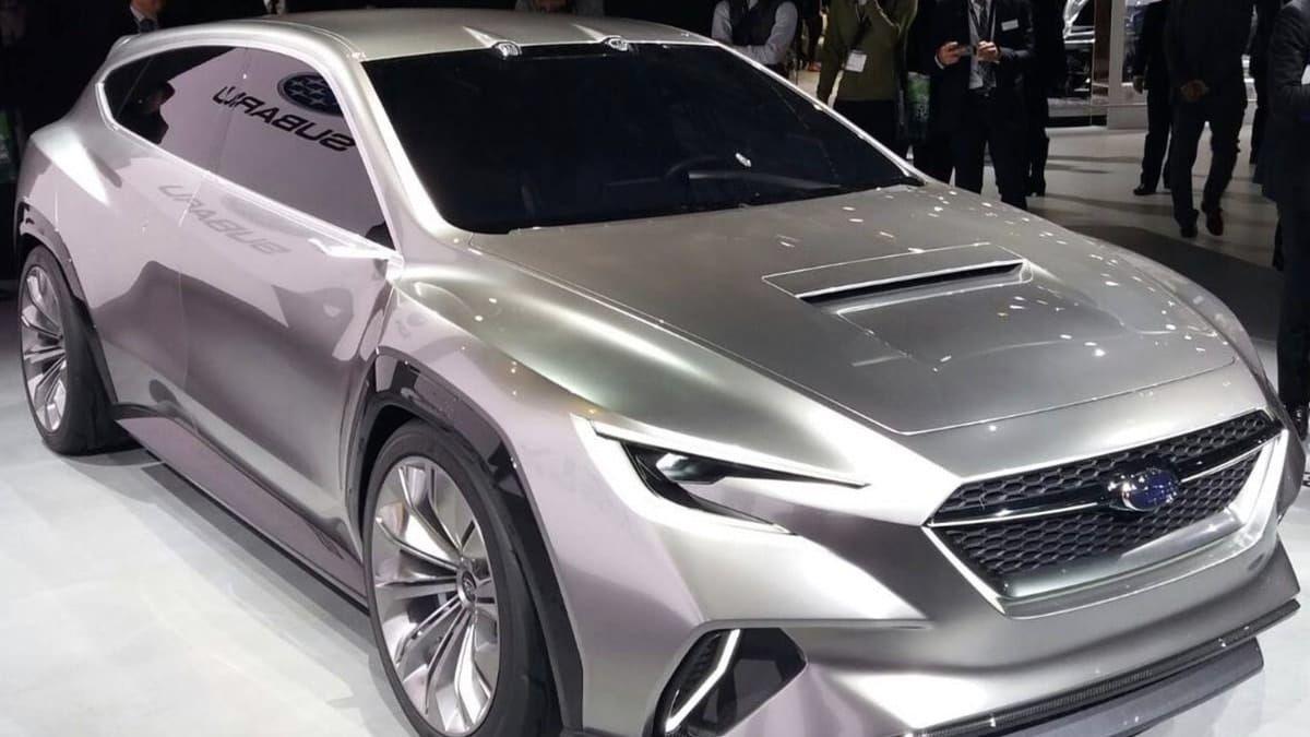 2021 Subaru Wrx di 2020