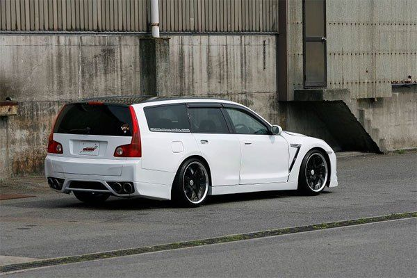 Nissan GT-R R35 Station Wagon | Imports / Flower Cars