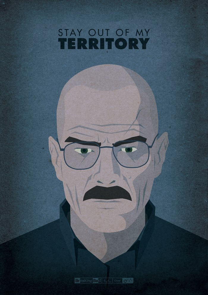 relive the entire breaking bad journey through these stunning