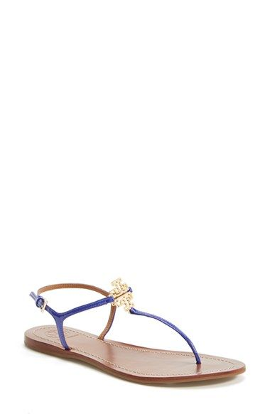 9ee3ed66ade8 Tory Burch  Melinda  Flat Sandal (Women) (Nordstrom Exclusive) available at   Nordstrom