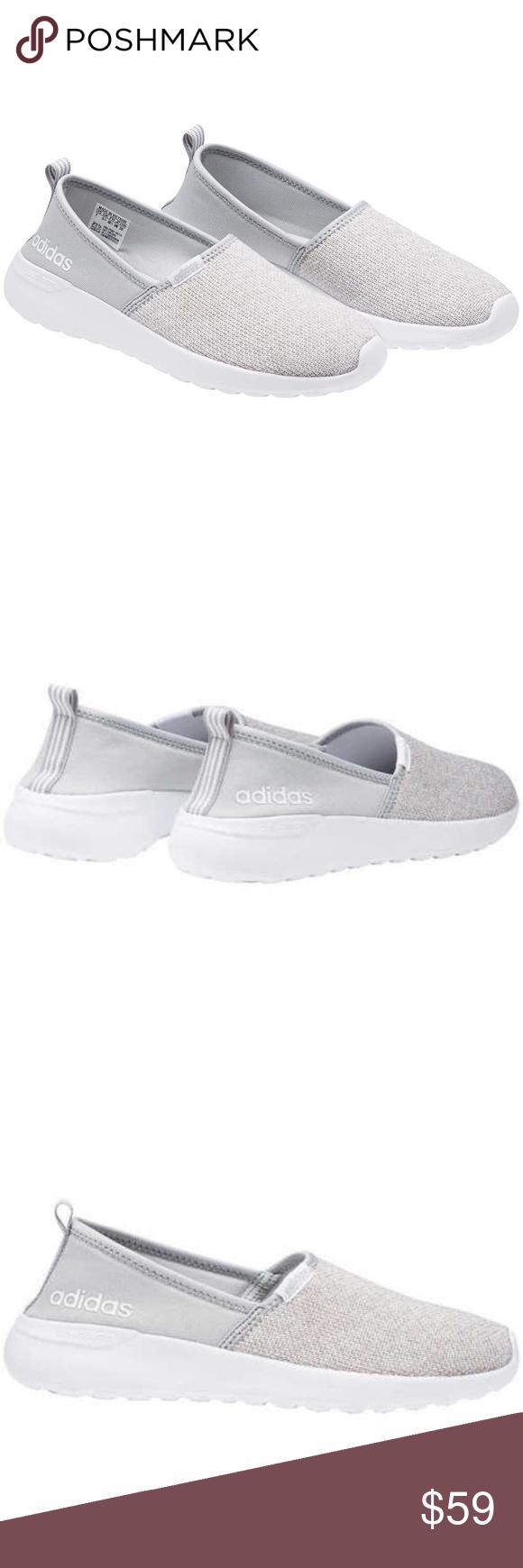 adidas scivolare su cloudfoam neo lite racer scarpe boutique adidas