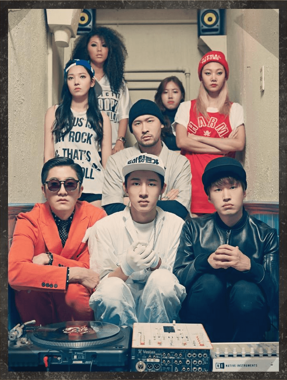 5 Must Watch Beastly Covers Of Epik High Born Hater Tablo Epik High Music Videos Korean Entertainment Companies