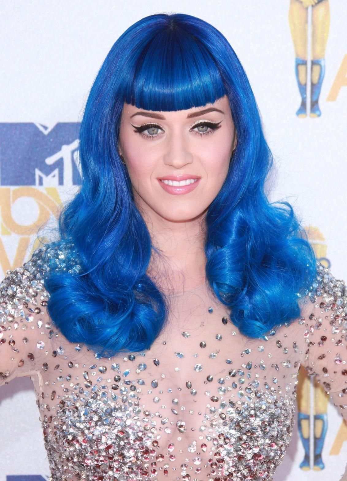 bright blue | bang porn | pinterest | katy perry, blue hair and