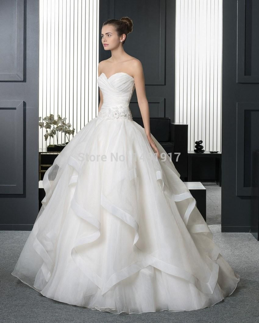 Wedding Dress Organza Google Søk