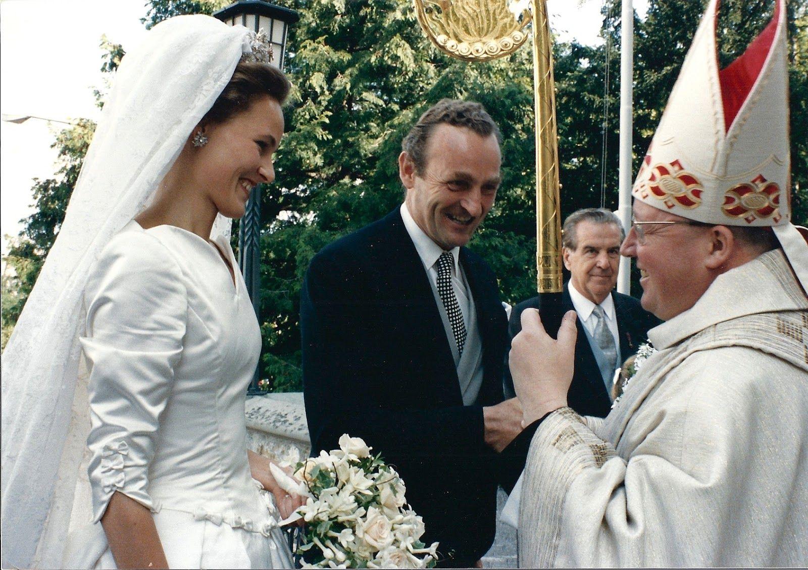 The Wedding Of Duchess Sophie In Bavaria And Hereditary Prince Alois Of Liechtenstein Waldstein Furst