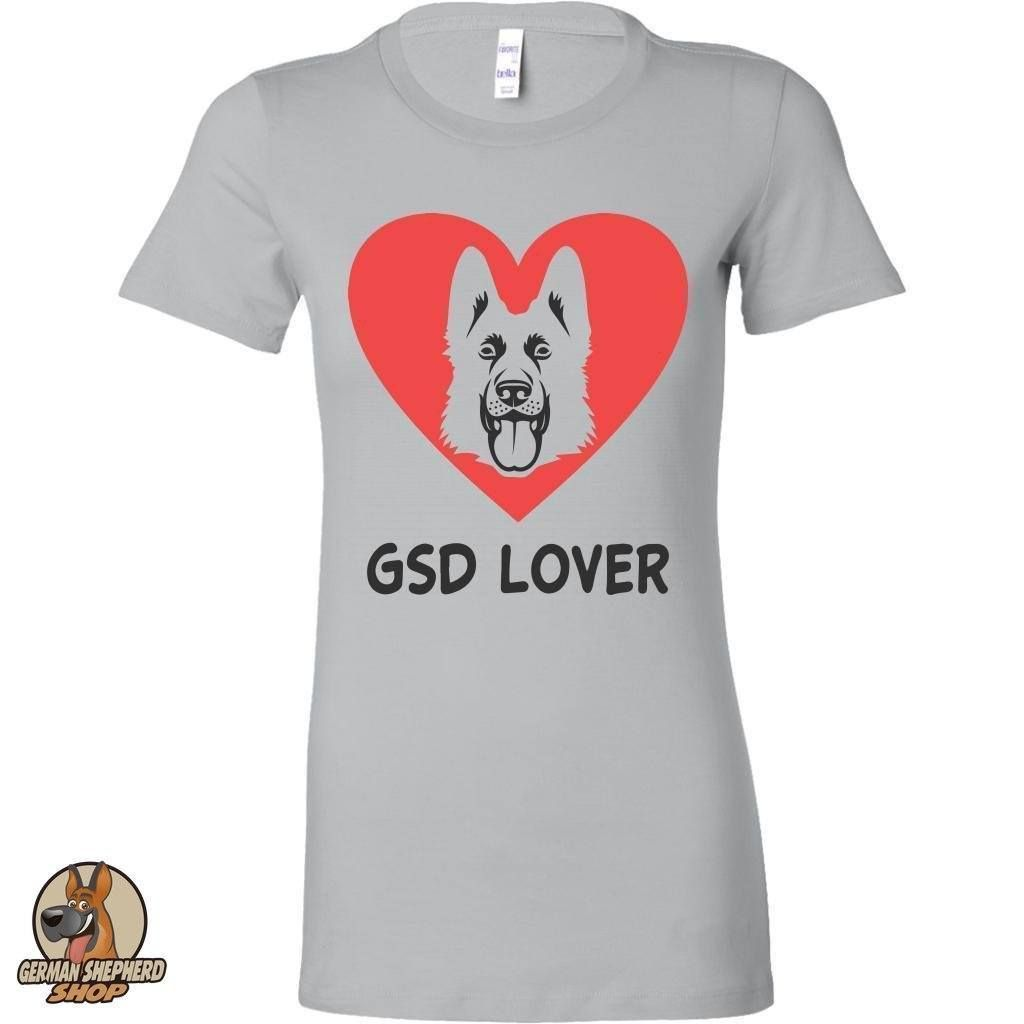 German Shepherd Lover T-Shirts