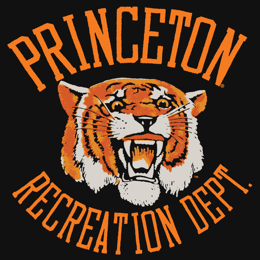 Princeton Tigers   Frank Ozmun Graphic Design   Collegiate ...  Princeton Tiger...