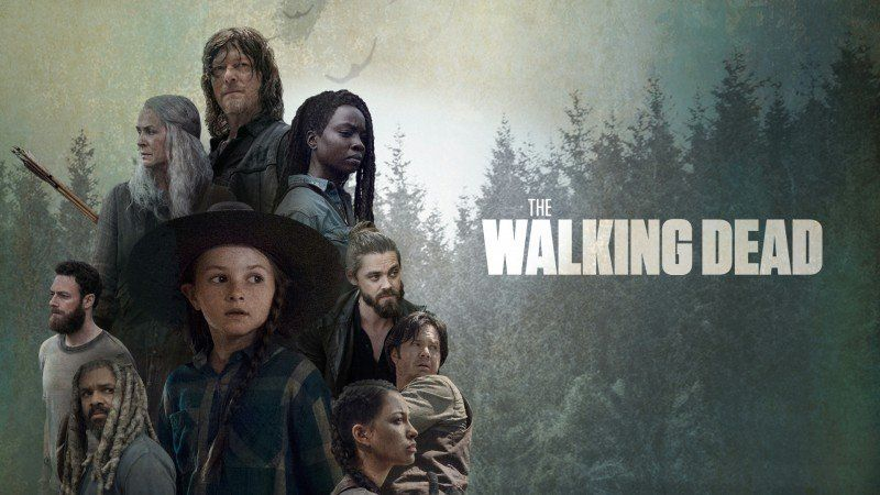 The Legendary Series The Walking Dead Which Has Been Running Since 2010 Is Adapted From A Comic Book Of The Same Na The Walking Dead Walking Dead Zombie Walk