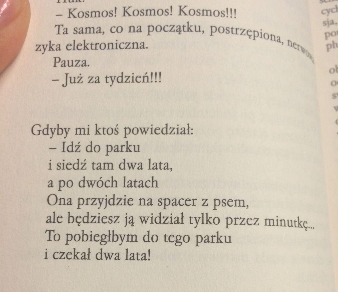 Jarosław Borszewicz Mroki Words Poetry Quotes