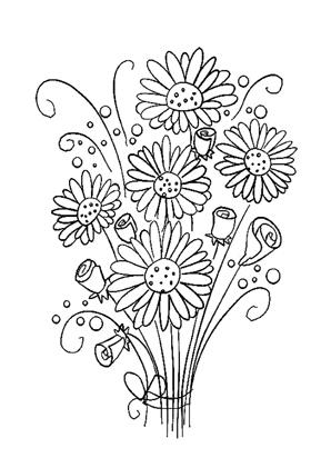 Ausmalbild Blumenstrauss Zum Ausmalen Ausmalbilder Malvorlagen Kindergarten Blumen Blumenstrauss Blumenstrauss Ausmalen Blumen