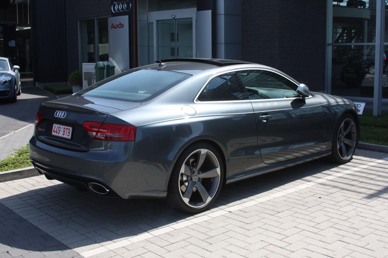 audi rs5 black Audi rs5, Audi s5, Audi