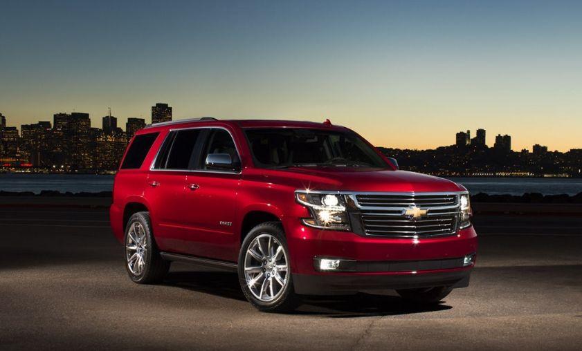 Chevrolet Tahoe 2020 Concept And Performance En 2020 Coches De Ensueno Camionetas Autos