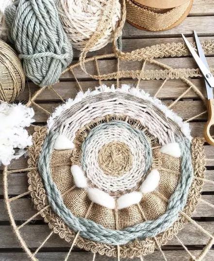 3Pcs aluminium Aiguilles à tricoter Crochet Ensembles tissage fil À faire soi-même Handmade