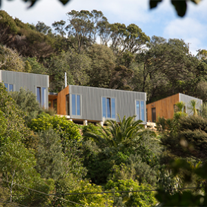 CORA HOUSE New zealand architecture, Innovative