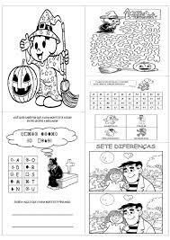 Resultado de imagem para atividades sobre halloween em ingles