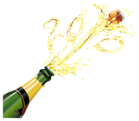 New Year Champagne Png Image With Transparent Background Png Free Png Images Champagne Clip Art Newyear