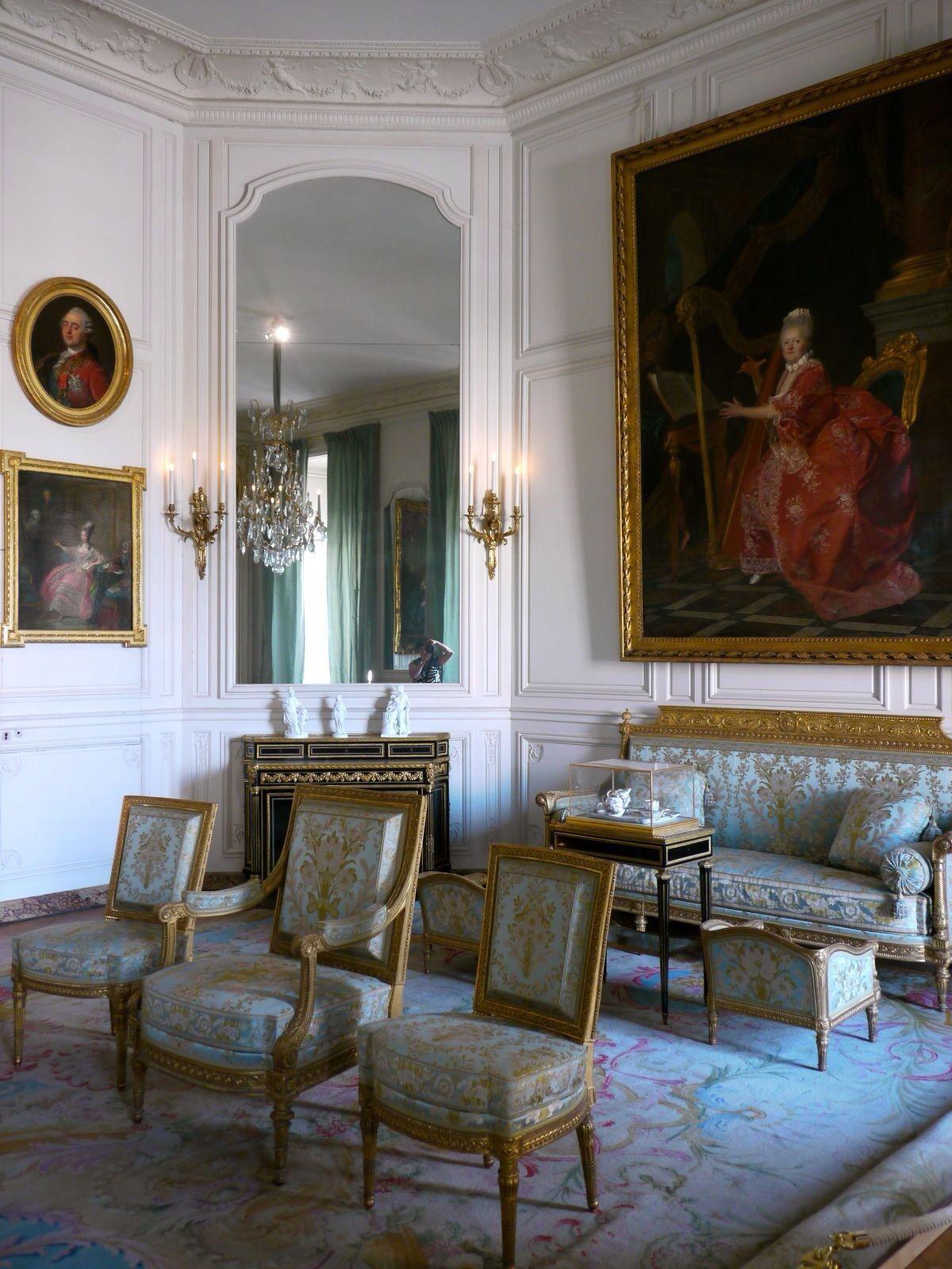 French Design Interiors Versailles Grand Cabinet
