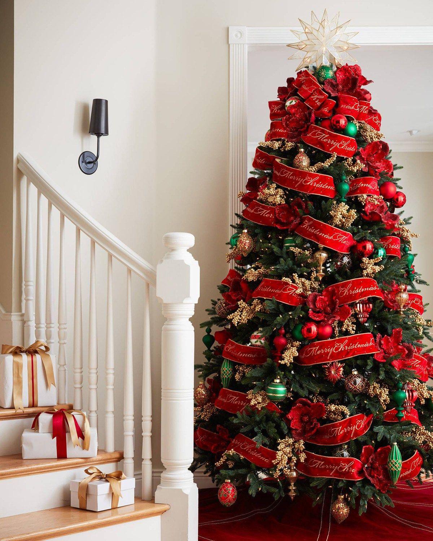 12 beautiful christmas trees inspiring christmas christmas rh pinterest com