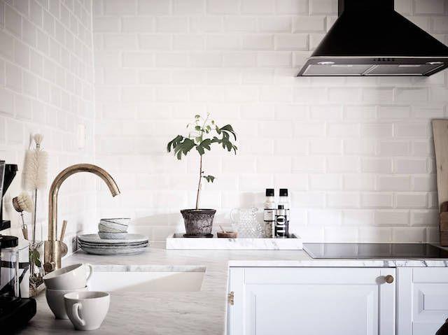 my scandinavian home a lovely light swedish split level design rh nz pinterest com