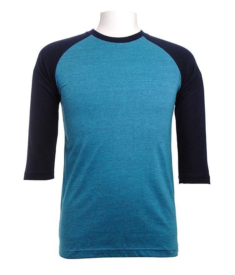 Men Apparel T Shirts Tees Elbow Sleeve Raglan Tee Bench Online Store Fashion Elbow Sleeve Apparel