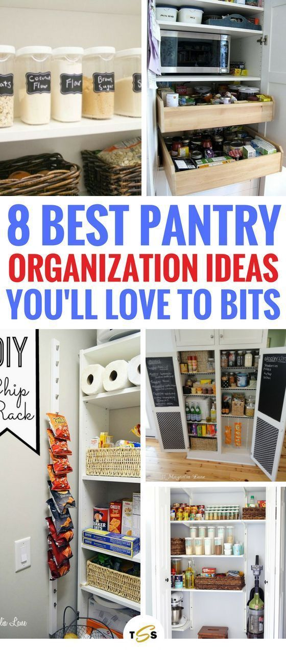 how to best organize a kitchen 8 pantry organization ideas you d be to ignore 8503