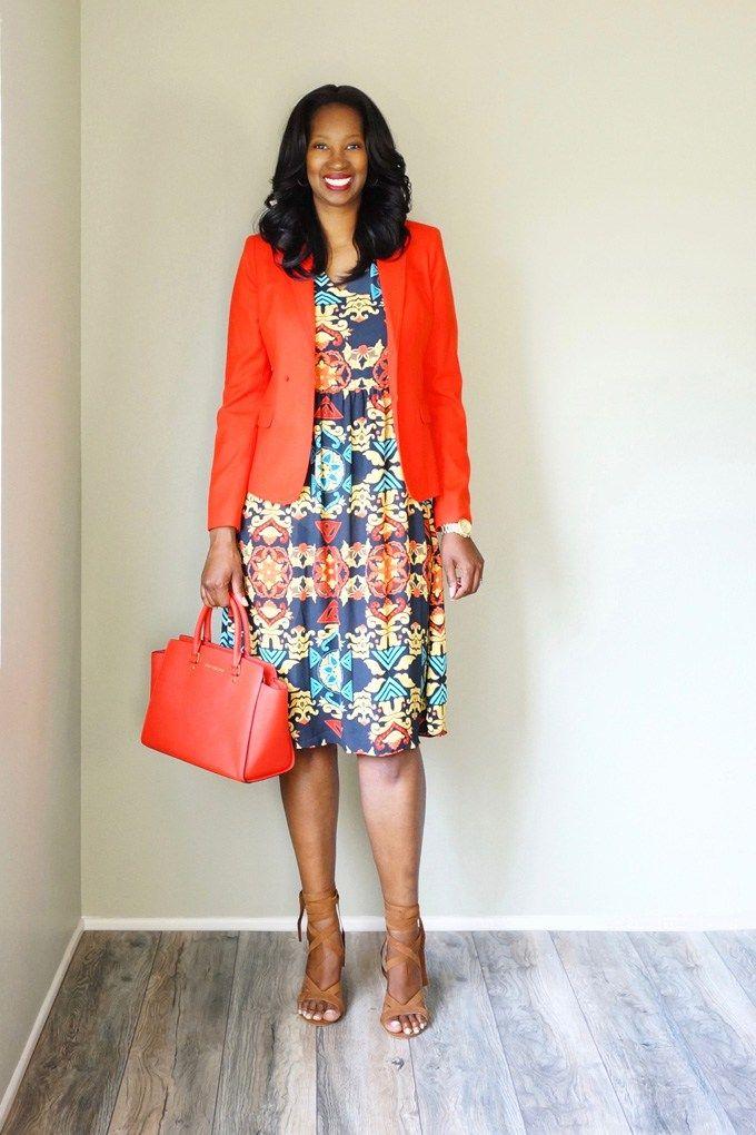 Standard style dresses