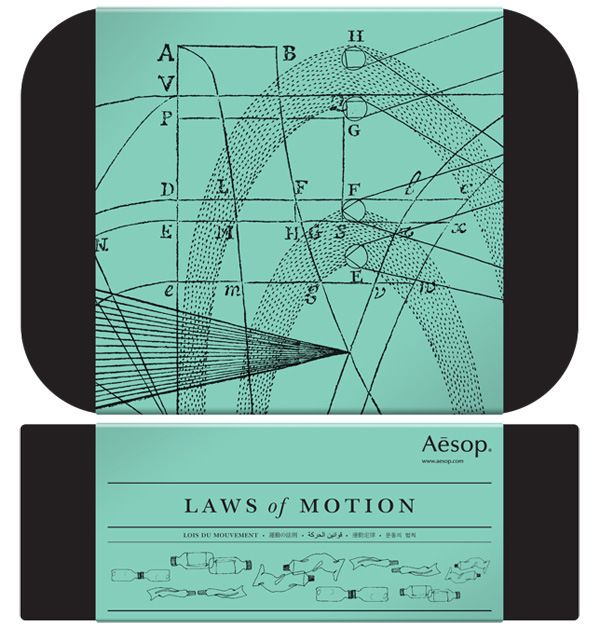 系列 科學圖稿的包裝視覺設計 | MyDesy 淘靈感
