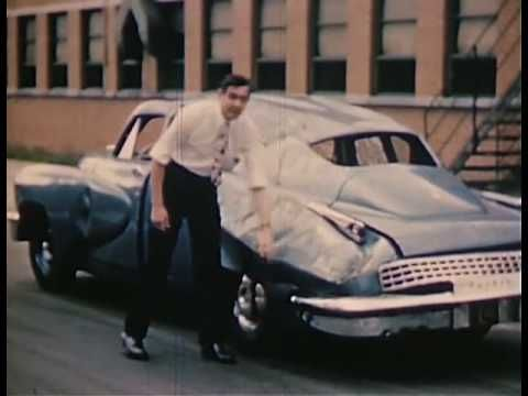 """TUCKER """"The Man and the Car"""" 1948 (part 2) - YouTube"""