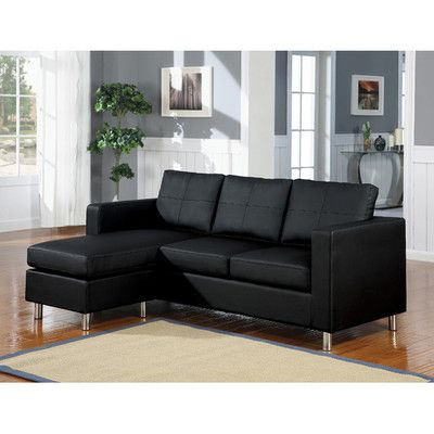 wildon home kemen reversible chaise sectional upholstery products rh pinterest com au