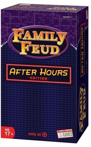 Family Feud After Hours Board Game in 2019 | Products