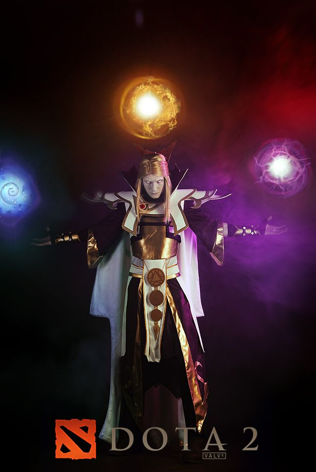 invoker a dota 2 cosplay pinterest knowledge