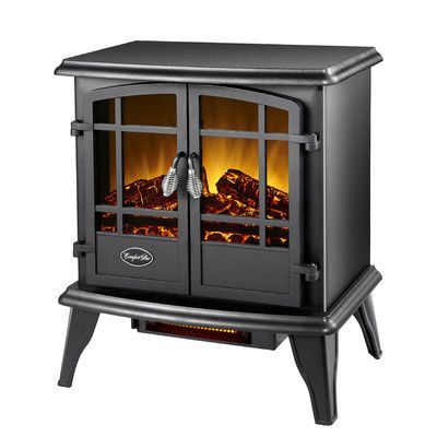 comfort glow the keystone 700 sq ft electric stove color rh pinterest com