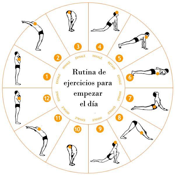 Rutina de ejercicios en casa buscar con google cambio for Rutinas gimnasio