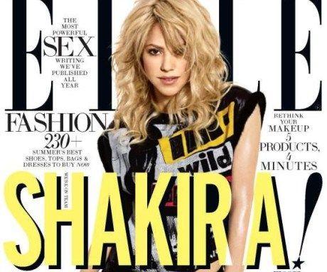 Shakira: ¡Una madre de portada!