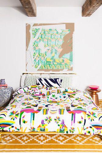 inside textile designer aelfie oudghiri s brooklyn home home my rh pinterest ca