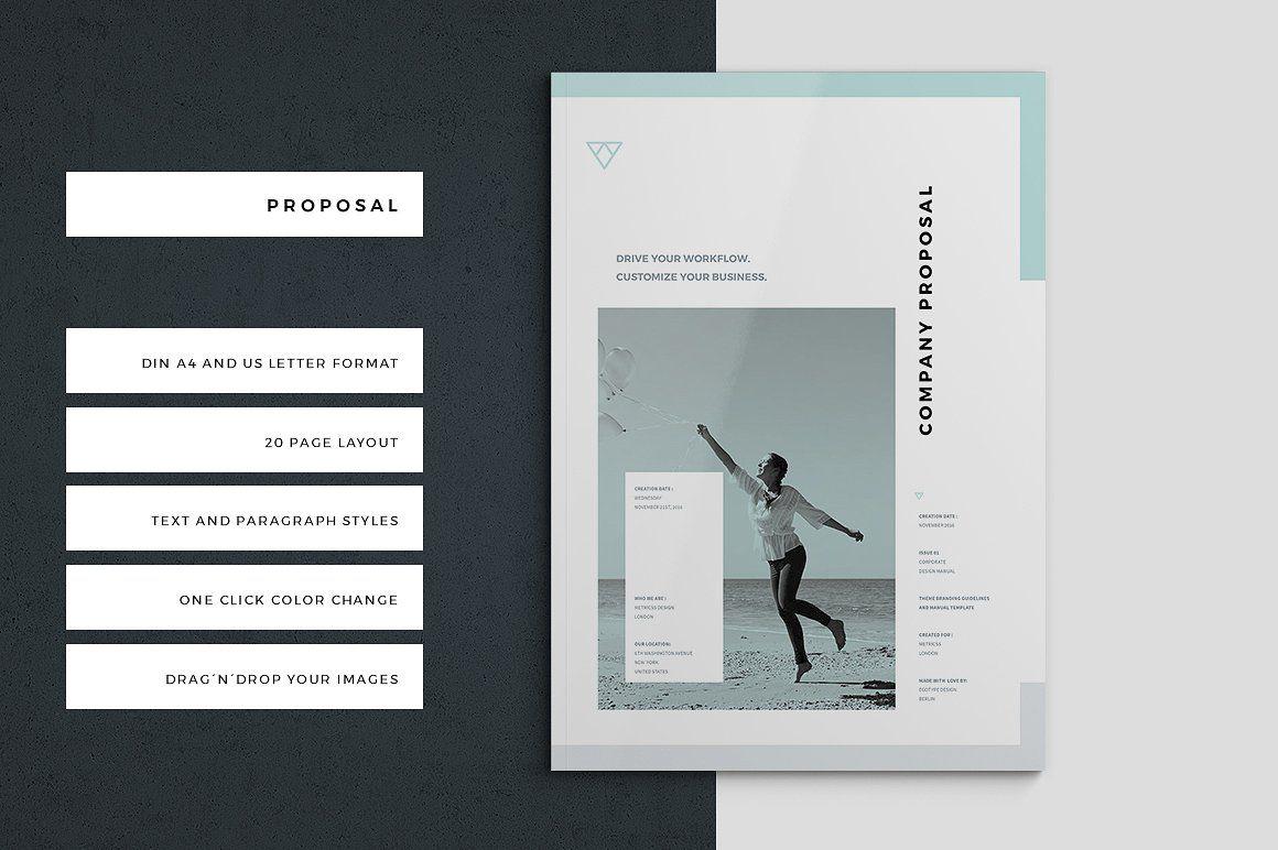 Brochures Proposal Pitch Pack Proposals Proposal