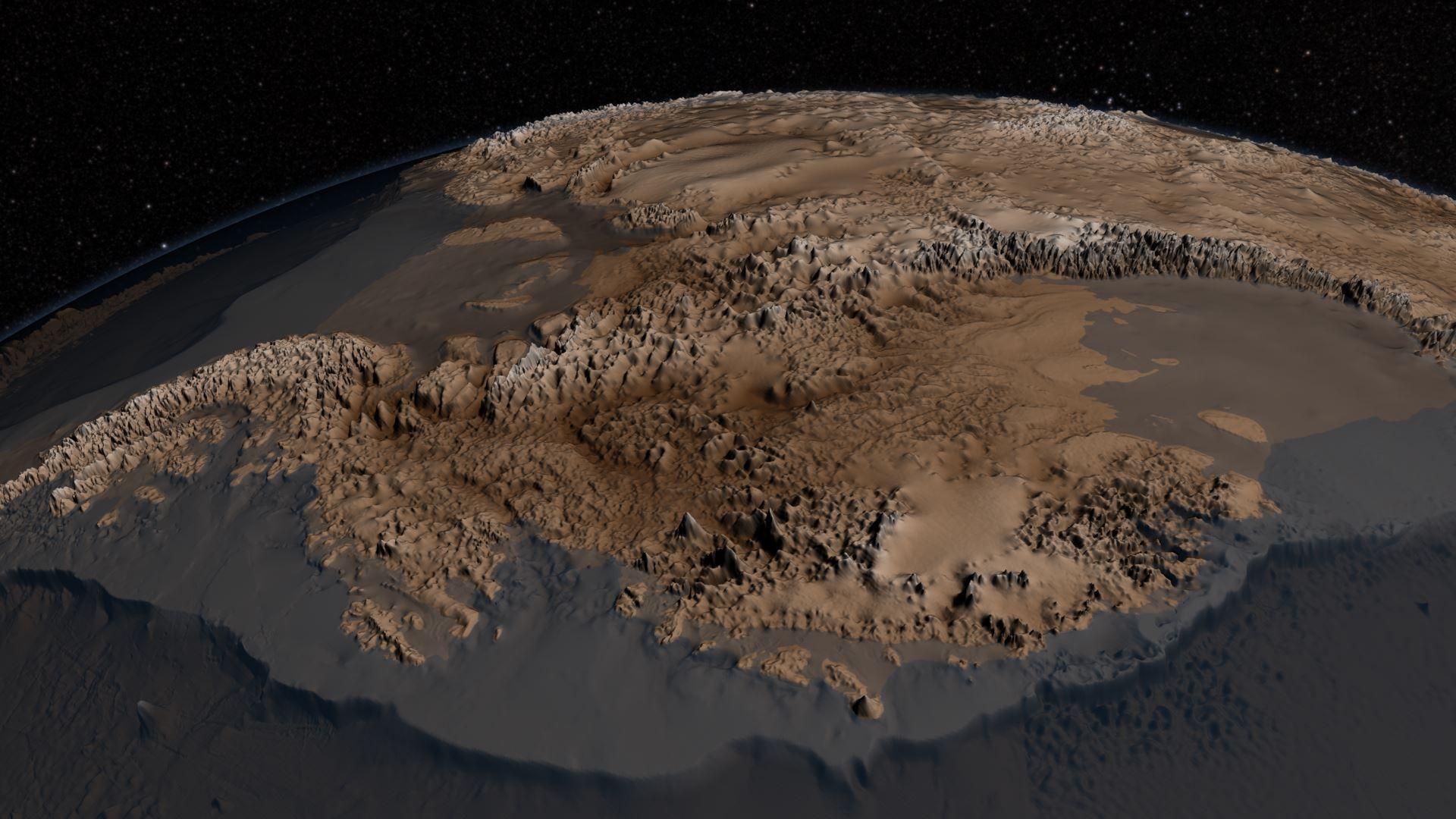 Earths Map%0A Ant  rtida sin hielo
