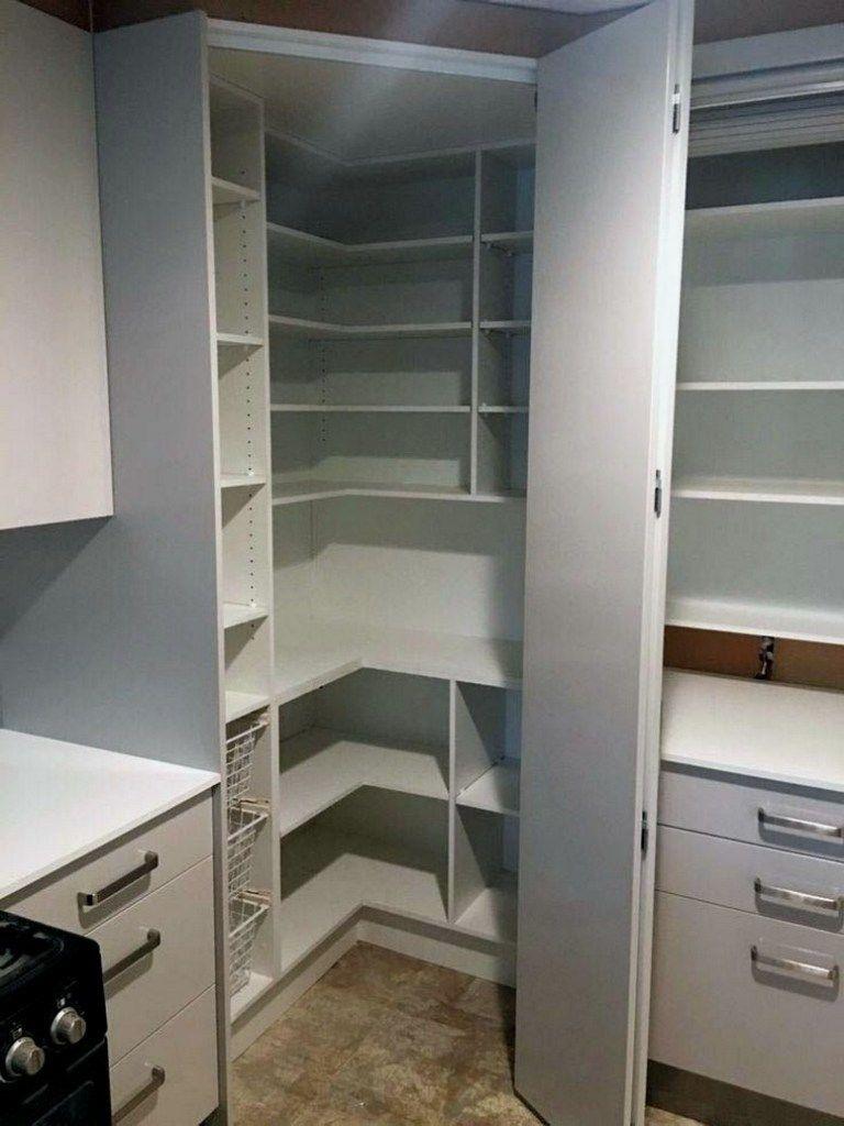23 gorgeous corner cabinet storage ideas for your kitchen